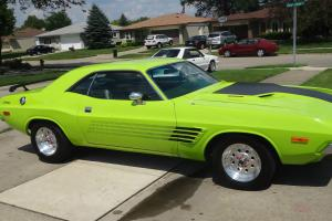 1973 Dodge Challenger Rallye 360 Sassy Grass Check this out!!!