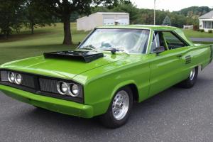1966 Dodge Coronet 500 - 440 Engine - Auto - Pro Street Style - Narrowed Rear