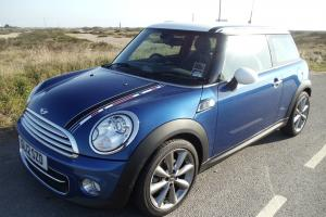 Mini Cooper D London 2012 Edition - 5 year TLC Pack - Chilli Pack - RARE LIMITED