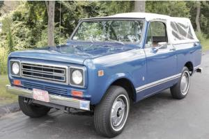 Classic Pre-Owned Vehicle, One Owner, 4 Wheeler, Garaged ,Tow Hitch