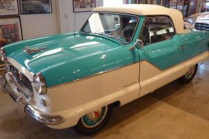 1962 Nash Metropolitan Convertible Resto-Mod Photo