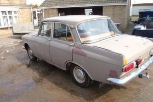 MOSKVICH MOSKVITCH Moskvic 1974 Moskwitch 408 LHD RUSSIAN CAR grey with Czech V5
