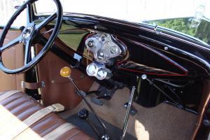 Exceptional condition, correct chrome Trico vacuum wiper, original cowl lights,