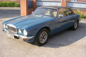 Daimler Double Six Coupe - rare - only 371 built - Original Coombs supplied car.