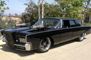 1965 Chrysler Imperial Black Beauty Actual Hero Movie Prop Jay Leno Fully Loaded Photo