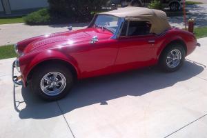Other Makes : Austin Healey 3000 Sebring Photo