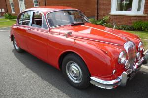 Daimler V8 2.5 1965 Automatic Jaguar MK2 shape
