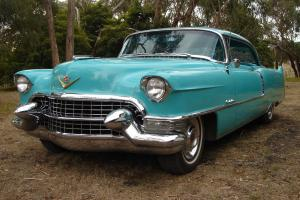 1955 Cadillac Coupe Deville 45 000 Miles From NEW ALL Original THE Best
