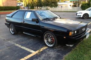1983 Audi URQuattro, UR Quattro prestine, Rare, rally, restored