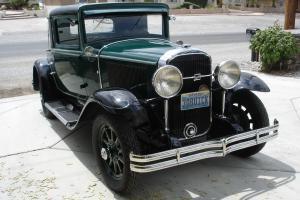 1930 Buick 46S