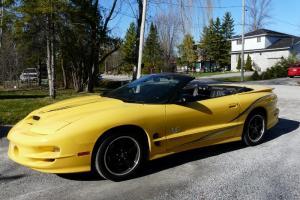 Pontiac : Trans Am collectors edition