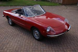 Alfa Romeo 2.0 Spider Veloce 1972