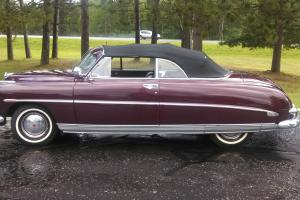 1952 Hudson Super Wasp Convertible Photo