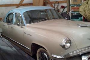 1953 Kaiser Frazer Manhattan Sedan