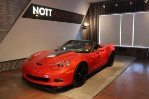 Chevrolet : Corvette 60th Anniversary Grand Sport 427