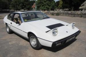 1978 Lotus Eclat  Photo