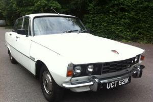 Rover 2000 TC Classic Car Historic 1971 Tax Exempt 2 Owners From New