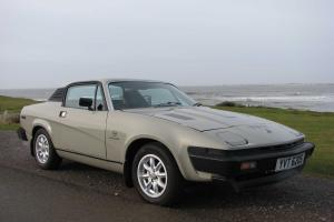 TRIUMPH TR7 CONVERSION TO TR8 PROFESSIONALLY DONE - EXCELLENT EXAMPLE