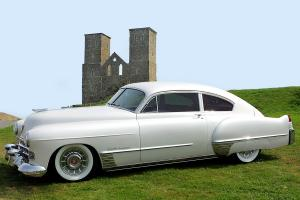 1948 CADILLAC SERIES 62 - American Classic Fully Restored - Diamond White Pearl