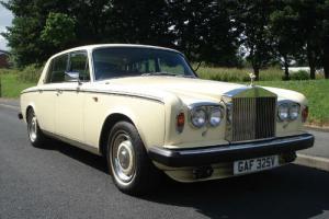 Rolls-Royce Silver Shadow II  Photo