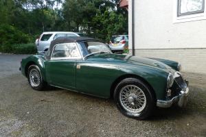 1960 MG A MkII