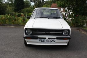 Ford Mk2 Escort Mexico (Fitted with a BDA) not RS1800