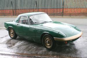 Lotus Elan Coupe 1.6 Manual 1966