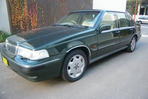 1996 Volvo 9 60 Luxury LE Sedan Auto Only 104400km Full History NO Reserve in Sydney, NSW