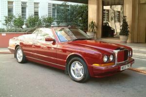 1995 Bentley Azure, London Motor Show Car, excellent condition, private reg.