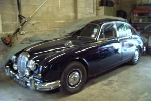 DAIMLER 250 V8 1965 MY OWN CLASSIC CAR FOR THE PAST 11 YEARS