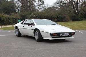 Lotus Esprit S2 (1979), Monaco White