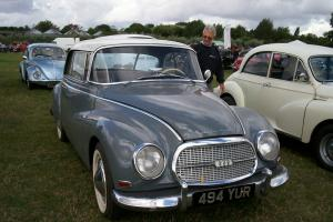 1961 Auto Union 1000S Coupe