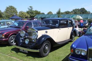1938 25/30 THRUPP