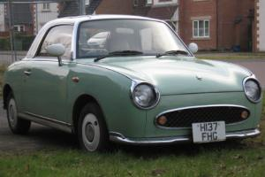 Nissan Figaro 1.0 Turbo 2 Door  Photo