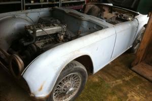 1970 Triumph TR5 Sports/Convertible 2498cc Petrol