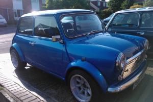 Classic Austin Mini 1000cc Rust Free