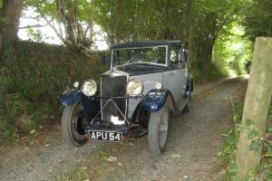 Riley 9 Monaco 1933