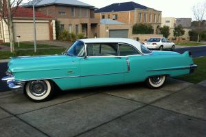 1956 Cadillac Coupe Deville Kustom in Melbourne, VIC