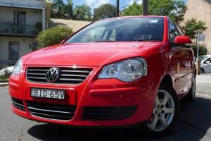2009 Volkswagen Polo 9N Pacific Hatchback in Sydney, NSW