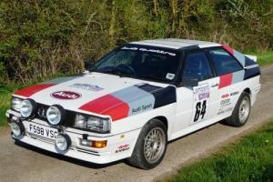 1988 Audi 1988 Audi Quattro MB Turbo