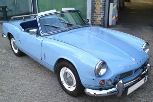 1964 Triumph Spitfire 4, Mk1, Beautiful Restored Car, 12 Months MOT