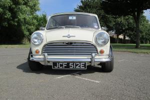 1967 mk1 Mini Cooper 998cc  Photo