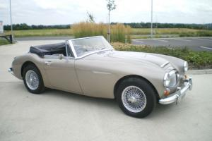 1967 AUSTIN HEALEY 3000 MK 3 PHASE 2 ABSOLUTELY SUPERB