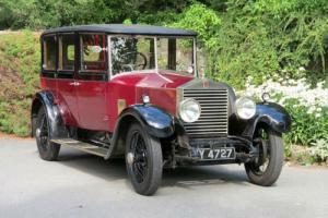 1928 Rolls-Royce 20hp Park Ward Limousine GWL40  Photo