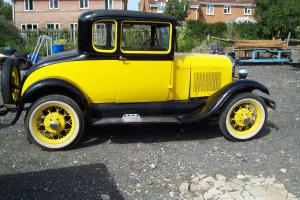 1928 FORD A TYPE