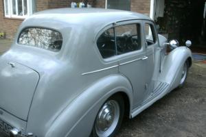 Sunbeam Talbot 10 4 door Saloon 1948