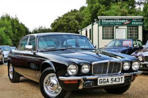 1979 T Jaguar 4.2 XJ6 L AUTO-77K-LAST OWNER 30 YEARS-CONCOURS WINNER