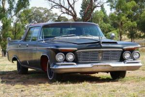 1963 Imperial Lebaron BY Chrysler Cheap Rare Vintage CAR TO Restore Hotrod in Central West, NSW