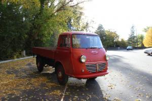 1959 Goliath Express 1100 pickup Original unrestored rare collecticble condition