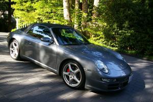 Porsche : 911 C2S Cabriolet